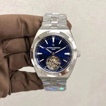Vacheron Constantin Overseas Steel 42.5mm Blue