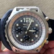 Breitling Chronospace Automatic Steel 46mm Grey Arabic numerals United States of America, Montana, Bozeman