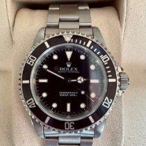 Rolex Submariner (No Date) Steel 40mm Black No numerals UAE
