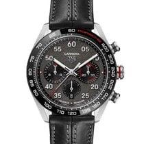 TAG Heuer (タグ・ホイヤー) Carrera Porsche Chronograph Special Edition ステンレス 44mm グレー アラビアインデックス 日本, Tokyo