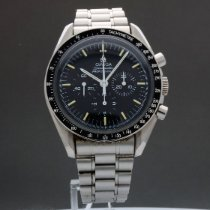 Omega Speedmaster Professional Moonwatch Steel 42mm Black United States of America, New York, White Plains