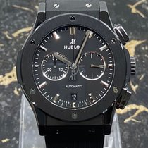 Hublot Classic Fusion Chronograph Cerámica 42mm Negro Sin cifras