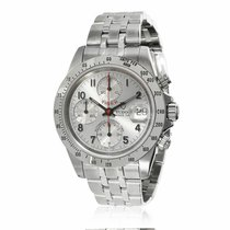 Tudor Tiger Prince Date Steel 40mm Silver Arabic numerals United States of America, New York, New York
