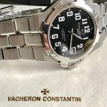 Vacheron Constantin Overseas Steel 37mm Black United Kingdom, london
