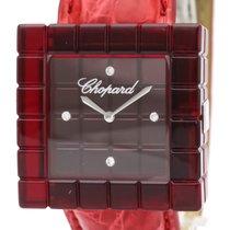 Chopard Plastic Quartz Bordeaux 32mm pre-owned Ice Cube