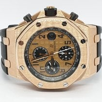Audemars Piguet 26470OR.OO.A002CR.01 Or rose 2015 Royal Oak Offshore Chronograph 42mm occasion