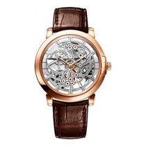Harry Winston Midnight Rose gold 42mm Transparent