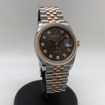 Rolex 126231 Золото/Cталь 2021 Datejust 36mm новые