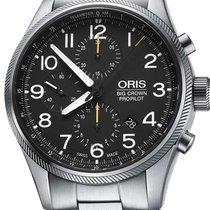 Oris Big Crown ProPilot Chronograph new 2021 Automatic Chronograph Watch with original box and original papers 01 774 7699 4134-07 8 22 19