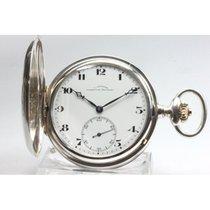 Glashütte Original Julius Assmann Silver 50mm Arabic numerals