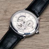 Audemars Piguet Millenary White gold 41mm Silver United States of America, Florida, Aventura