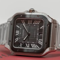Cartier Santos (submodel) WSSA0037 New Steel 39.8mm Automatic