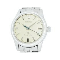 Seiko Grand Seiko Steel 37mm White