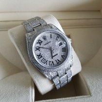 Rolex Datejust Steel 41mm Grey No numerals United States of America, Florida, Orlando