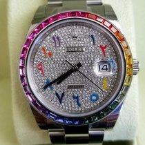 Rolex Datejust Steel 41mm Blue No numerals United States of America, Florida, Orlando