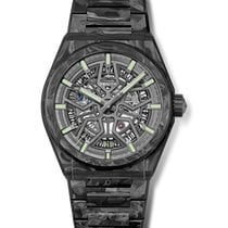 Zenith Carbon Automatic Grey new Defy