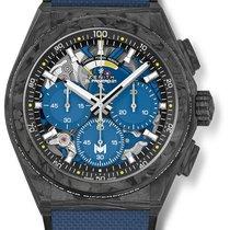 Zenith Defy El Primero Carbon Blue