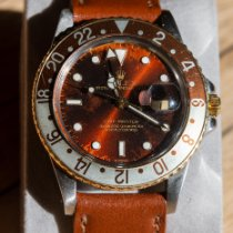 Rolex GMT-Master 16753 Very good Gold/Steel 40mm Automatic United States of America, California, Los Angeles