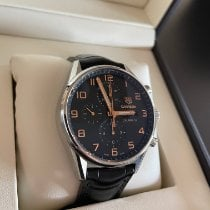 TAG Heuer CV2A1AB.FC6379 Steel 2018 Carrera Calibre 16 43mm pre-owned United States of America, Pennsylvania, Pittsburgh