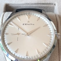 Zenith Elite Ultra Thin 03.2010.681/01.c493 Very good Steel 40mm Automatic New Zealand, Auckland