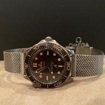 Omega Seamaster Diver 300 M Titanium 42mm Black No numerals United States of America, Colorado, HIGHLANDS RANCH