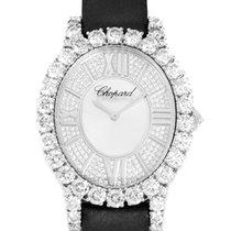 Chopard (ショパール) 新品 手巻き 宝石 & ダイヤモンド装飾 40mm ホワイトゴールド サファイアガラス