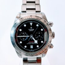 Tudor 79350 Steel 2018 Black Bay Chrono 41mm pre-owned United States of America, Texas, Denton