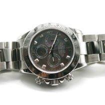 Rolex Daytona Steel 40mm White No numerals United States of America, California, San Francisco