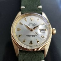 Rolex Datejust Yellow gold 35mm United States of America, California, Beverly Hills