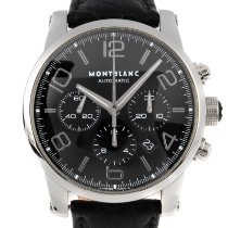 Montblanc Steel 43mm Automatic 7069 pre-owned