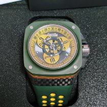 Very good Carbon 44mm Automatic Indonesia, Singapore