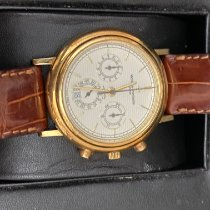 Vacheron Constantin Yellow gold 38mm Automatic 49003 pre-owned