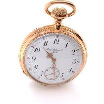 Patek Philippe Uhr gebraucht Roségold 49mm Arabisch Handaufzug Nur Uhr