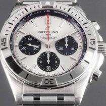 Breitling Chronomat Stahl 42mm Silber Keine Ziffern Deutschland, Essen