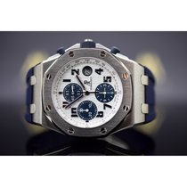 Audemars Piguet Royal Oak Offshore Chronograph Сталь 42mm Белый