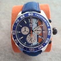 TAG Heuer Formula 1 Quartz Steel 43mm Blue No numerals United States of America, Illinois, Montgomery