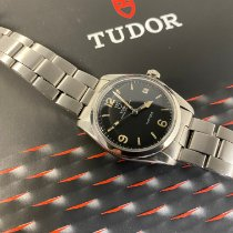 Tudor Oyster Prince Steel 34mm Black