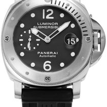 Panerai Luminor Submersible Stål 44mm