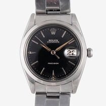 Rolex 6594 Steel 1964 Oyster Perpetual 34mm pre-owned United States of America, New Jersey, Garwood