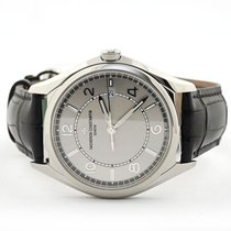 Vacheron Constantin Steel Automatic Silver 40mm new Fiftysix
