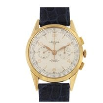 Lemania Yellow gold Manual winding 105 pre-owned