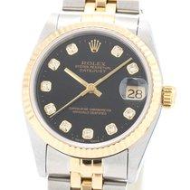 Rolex 68273G Or/Acier 1995 Datejust 31 31mm occasion