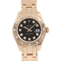 Rolex Lady-Datejust Pearlmaster 29mm Black