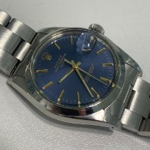 Rolex Oyster Perpetual Date Steel 34mm Blue No numerals United Kingdom, Gateshead