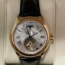 Frederique Constant Manufacture Heart Beat Rose gold 40mm