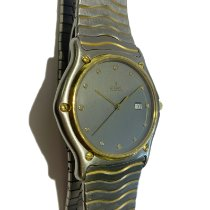 Ebel Classic Gold/Steel 36mm Grey No numerals United States of America, New York, New York