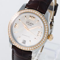 Glashütte Original Lady Serenade Gold/Steel 36mm Mother of pearl Roman numerals