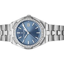 Vacheron Constantin Women's watch Overseas 33mm Quartz new Watch with original box and original papers 2020