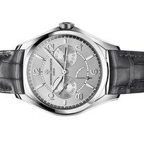 Vacheron Constantin Fiftysix Steel 40mm Silver Arabic numerals United States of America, Florida, Aventura