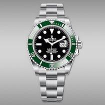 Rolex Submariner Date 126610lv Новые Сталь 41mm Автоподзавод